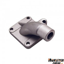 PIPE ADMISSION CYCLO ADAPTABLE PEUGEOT 103 SP-MVL DIAM 12MM (TYPE ORIGINE)