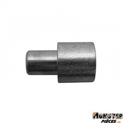 BUTEE DE GAINE CYCLO DIAM EXT 8mm - DIAM INT 4,8mm - L 13mm (BOITE DE 100) (ALGI 00431000-100)