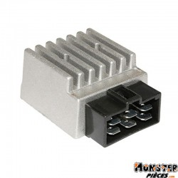 REGULATEUR 50 A BOITE ADAPTABLE DERBI 50 GPR NUDE 2004>2005  -SELECTION P2R-