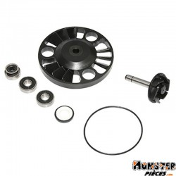 KIT REPARATION POMPE A EAU MAXISCOOTER ADAPTABLE PIAGGIO 125 X8 2004>, X9 2001>, BEVERLY 2001>2005, VESPA GTS 2003>-GILERA 125 N