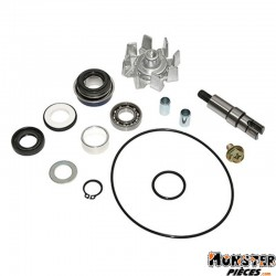 KIT REPARATION POMPE A EAU MAXISCOOTER ADAPTABLE KYMCO 400 XCITING 2014> (KIT)  -P2R-