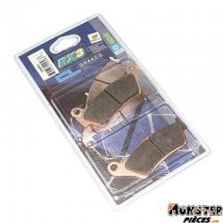 PLAQUETTE DE FREIN CL BRAKES POUR BMW R 850 R AR, R 850 RT AR, R 1100 GS, R 1100 S, R 1150 GS AR, R 1150 R AR, R 1200 GS AR, R 1