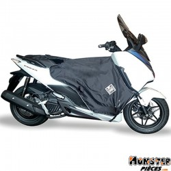 TABLIER COUVRE JAMBE TUCANO POUR HONDA 125 FORZA 2015> (R176C-N) (THERMOSCUD)