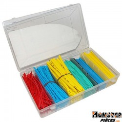 GAINE THERMORETRACTABLE (ASSORTIMENT) (BOITE DE 235 PIECES)