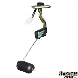 JAUGE A ESSENCE SCOOT ADAPTABLE PEUGEOT 50 KISBEE  -SELECTION P2R-
