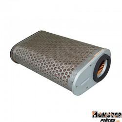 FILTRE A AIR MOTO ADAPTABLE HONDA CB 1000 F 2011>, CBF 1000 2011>  -HIFLOFILTRO HFA1929-