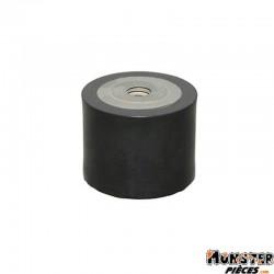 SILENT BLOC FEMELLE-FEMELLE POLINI DIAM 6mm (214.0103)