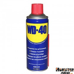 LUBRIFIANT WD-40 MULTIFONCTIONS (AEROSOL 400ml)