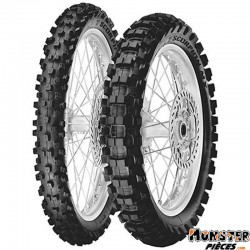 PNEU MOTO 17'' 70-100-17 PIRELLI SCORPION MX EXTRA J FRONT TT 40M (MINI CROSS)
