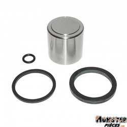 PISTON ETRIER DE FREIN ADAPTABLE SYM 50 MYO (27x27)  (KIT COMPLET)  -SELECTION P2R-