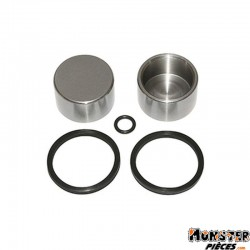 PISTON ETRIER DE FREIN ADAPTABLE GRIMECA AR (28x17)  (KIT COMPLET)  -SELECTION P2R-
