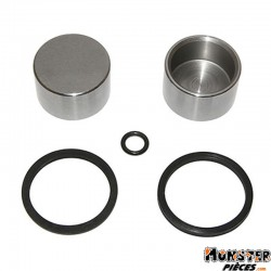 PISTON ETRIER DE FREIN ADAPTABLE BREMBO AR (28x17)  (KIT COMPLET)  -SELECTION P2R-