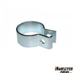 COLLIER FIXATION COUDE D'ECHAPPEMENT 50 A BOITE (34mm)  -SELECTION P2R-