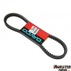 COURROIE MAXISCOOTER ADAPTABLE HONDA 125 DYLAN, PANTHEON, PS, SH, S-WING (916x22)  -DAYCO-