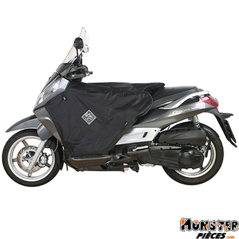 TABLIER COUVRE JAMBE TUCANO POUR SYM 300 CITYCOM 2007>2012 (R073-N) (THERMOSCUD)