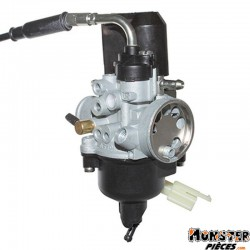 CARBURATEUR SCOOT ORIGINE PIAGGIO 50 FLY 2T, LIBERTY 2T, NRG MC3, TYPHOON 2004>2010, ZIP 2T  -874672-