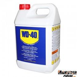 LUBRIFIANT WD-40 MULTIFONCTIONS (BIDON 5L)