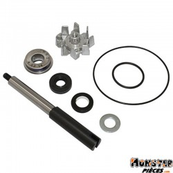 KIT REPARATION POMPE A EAU MAXISCOOTER ADAPTABLE HONDA 400 SILVERWING 2001>, 600 SILVERWING 2001> -TOP PERF ORIGINE-