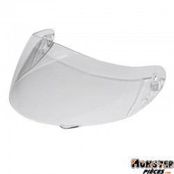 ECRAN DE CASQUE INTEGRAL MT BLADE SV-THUNDER-REVENGE-MUGELLO TRANSPARENT ANTI-BUEE (PINLOCK READY)