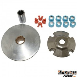 VARIATEUR MAXISCOOTER ADAPTABLE PIAGGIO 500 MP3 2007>, 500 BEVERLY 2002>, 500 X9 2001>-APRILIA 500 SCARABEO 2001>, 500 ATLANTIC