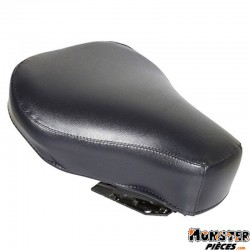 SELLE SCOOT ADAPTABLE PIAGGIO 125 VESPA PX ARRIERE MONOPLACE NOIR
