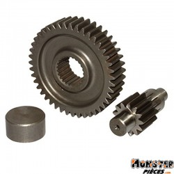 TRANSMISSION MAXISCOOTER POLINI POUR YAMAHA 125 MAJESTY 1998>2000, 125 TEOS 2000-MBK 125 SKYLINER 1998>2000 , 125 DOODO 2000, MA