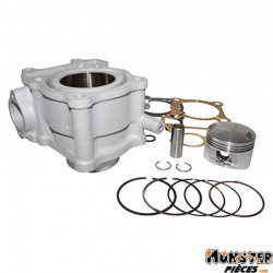 CYLINDRE MAXISCOOTER ADAPTABLE HONDA 125 DYLAN, NES@, PANTHEON, PS, SH, S-WING-KEEWAY 125 OUTLOOK  -TOP PERF TYPE ORIGINE-