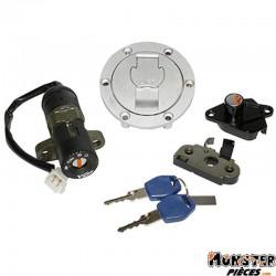 CONTACTEUR A CLE MOTO ADAPTABLE APRILIA 125 RS 1999>2010  -SELECTION P2R-