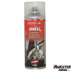 NETTOYANT JANTE MOTIP RACING WHEEL (AEROSOL 400ml)