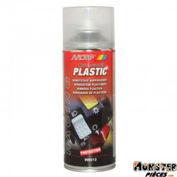 RENOVATEUR PLASTIQUE MOTIP RACING PLASTIC (AEROSOL 400ml)