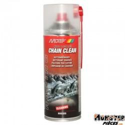 NETTOYANT CHAINE MOTIP RACING CHAIN CLEAN (AEROSOL 400ml)