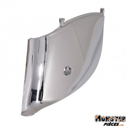 CAPOTAGE DE FOURCHE SCOOT POUR PIAGGIO 50 VESPA ET2, 125 VESPA ET4 CHROME  -FACO-