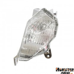 CLIGNOTANT MAXISCOOTER ADAPTABLE YAMAHA 530 TMAX 2012> TRANSPARENT AR DROIT (HOMOLOGUE CE)  -SELECTION P2R-