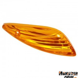 CABOCHON CLIGNOTANT MAXISCOOTER ADAPTABLE PEUGEOT 125-50 ELYSEO 2001> ORANGE AR GAUCHE (HOMOLOGUE CE)  -SELECTION P2R-