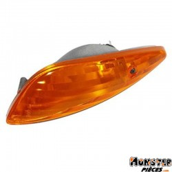CLIGNOTANT MAXISCOOTER ADAPTABLE PEUGEOT 125-50 ELYSEO 2001> ORANGE AR DROIT (HOMOLOGUE CE)  -SELECTION P2R-