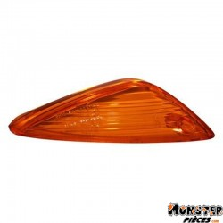CABOCHON CLIGNOTANT MAXISCOOTER ADAPTABLE HONDA 125 SH 2001>2002 ORANGE AV GAUCHE (HOMOLOGUE CE)  -SELECTION P2R-