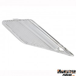 CABOCHON CLIGNOTANT MAXISCOOTER ADAPTABLE APRILIA 125 SPORT CITY 2007> TRANSPARENT  AV DROIT (HOMOLOGUE CE)  -SELECTION P2R-