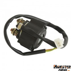 RELAIS DE DEMARREUR MAXISCOOTER ADAPTABLE SCOOTER 125 CHINOIS 4T GY6 152QMI  -SELECTION P2R-