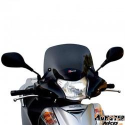 PARE BRISE MAXISCOOTER POUR HONDA 300 SH 2007> (COURT FUME FONCE)  -FACO-