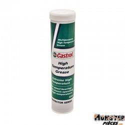 GRAISSE CASTROL HIGH TEMPERATURE A BASE DE LITHIUM (CARTOUCE 400 g)