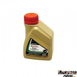 LIQUIDE DE FREIN CASTROL DOT 4 REACT PERFORMANCE  (500 ml)  100% SYNTHETIQUE