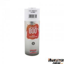 BOMBE DE PEINTURE AREXONS PRO HAUTE TEMPERATURE 800ᄚC ALU spray 400ml (3331)