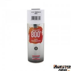BOMBE DE PEINTURE AREXONS PRO HAUTE TEMPERATURE 800ᄚC NOIR spray 400ml (3332)