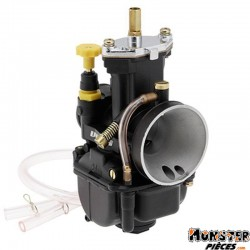 CARBURATEUR VOCA RACING FT 28mm BOISSEAU PLAT