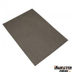 JOINT FEUILLE PAPIER GRAPHITE RENFORCE 0,50mm (297 x 210mm)  -P2R-
