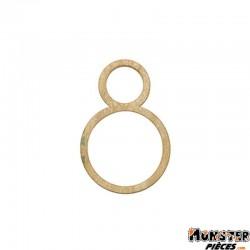 JOINT DE CUVE DE CARBURATEUR CYCLO GURTNER POUR MBK 88, 40 (MOTEUR AV7) (8431)