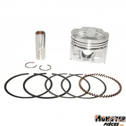 PISTON MAXISCOOTER ORIGINE PIAGGIO 125 MP3 2007>, BEVERLY 2000>, X8 2004>, X9-EVO 2003>, X10 2012>, X-EVO 2007>-GILERA 125 NEXUS