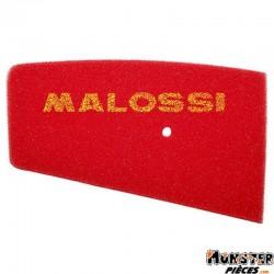 MOUSSE FILTRE A AIR SCOOT MALOSSI POUR HONDA 50 X8R-S, X8R-X 1998>  ROUGE
