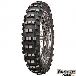 PNEU MOTO 18'' 140-80-18 MITAS CROSS EF-07 REAR VERT TT 70R (SUPER SOFT-SUPER TENDRE)