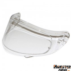 ECRAN DE CASQUE INTEGRAL MT THUNDER 3 TRANSPARENT (PINLOCK READY)